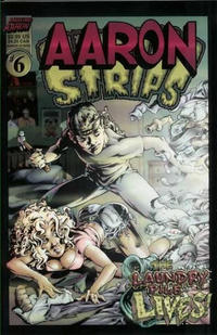 Cover Thumbnail for Aaron Strips (Amazing Aaron Productions, 1999 series) #6