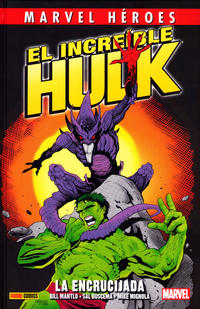 Cover Thumbnail for Marvel Héroes (Panini España, 2012 series) #51 - El Increíble Hulk: La Encrucijada