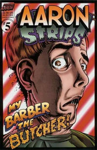 Cover Thumbnail for Aaron Strips (Amazing Aaron Productions, 1999 series) #5