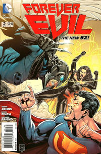 """Cover Thumbnail for Forever Evil (DC, 2013 series) #2 [Ethan Van Sciver """"Crime Syndicate"""" Cover]"""