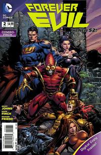 Cover Thumbnail for Forever Evil (DC, 2013 series) #2 [Combo-Pack]