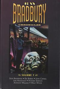 Cover Thumbnail for Ray Bradbury Chronicles (NBM, 1993 series) #7