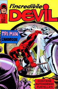 Cover Thumbnail for L'Incredibile Devil (Editoriale Corno, 1970 series) #18