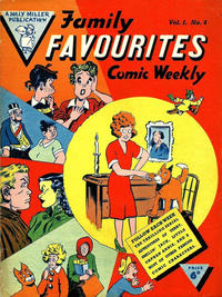 Cover Thumbnail for Family Favourites (L. Miller & Son, 1954 series) #4