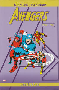 Cover Thumbnail for Avengers : L'intégrale (Panini France, 2006 series) #1