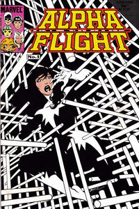 Cover Thumbnail for Alpha Flight (Federal, 1984 ? series) #1