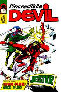 Cover Thumbnail for L'Incredibile Devil (Editoriale Corno, 1970 series) #39