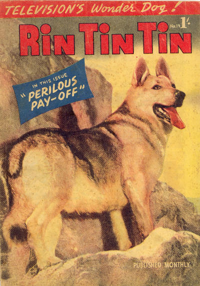 Cover for Rin Tin Tin (Magazine Management, 1958 series) #19