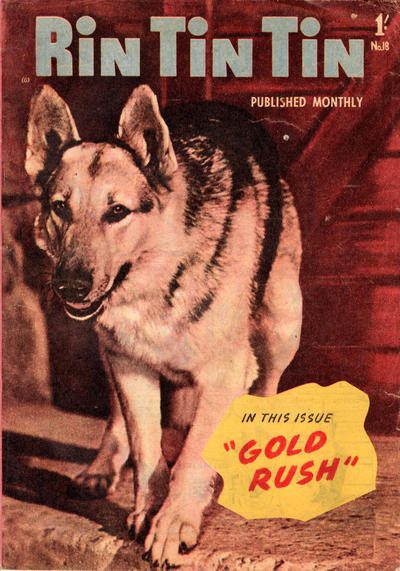 Cover for Rin Tin Tin (Magazine Management, 1958 series) #18