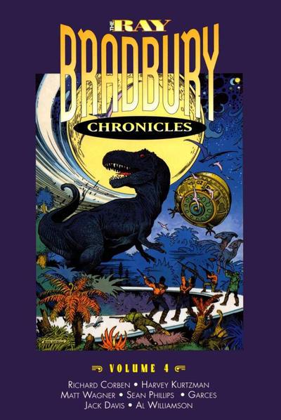 Cover for Ray Bradbury Chronicles (NBM, 1993 series) #4