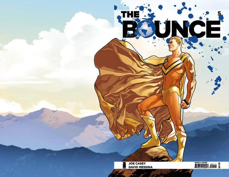 Cover for The Bounce (Image, 2013 series) #5