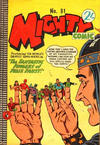 Cover for Mighty Comic (K. G. Murray, 1960 series) #31