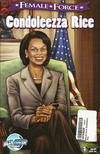 Cover Thumbnail for Female Force Condoleezza Rice (2009 series) #1 [Sticker]