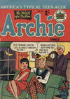 Cover for Archie Comics (H. John Edwards, 1950 ? series) #28
