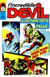 Cover for L'Incredibile Devil (Editoriale Corno, 1970 series) #46
