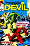 Cover for L'Incredibile Devil (Editoriale Corno, 1970 series) #47