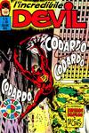 Cover for L'Incredibile Devil (Editoriale Corno, 1970 series) #52