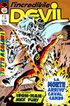 Cover for L'Incredibile Devil (Editoriale Corno, 1970 series) #53