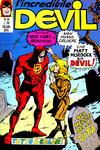 Cover for L'Incredibile Devil (Editoriale Corno, 1970 series) #54