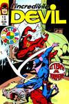 Cover for L'Incredibile Devil (Editoriale Corno, 1970 series) #56