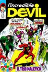 Cover for L'Incredibile Devil (Editoriale Corno, 1970 series) #58