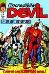 Cover for L'Incredibile Devil (Editoriale Corno, 1970 series) #59