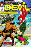 Cover for L'Incredibile Devil (Editoriale Corno, 1970 series) #62