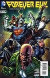 Cover for Forever Evil (DC, 2013 series) #5