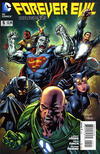 Cover for Forever Evil (DC, 2013 series) #5