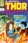Cover for Il Mitico Thor (Editoriale Corno, 1971 series) #23