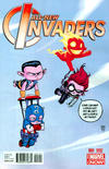 Cover for All-New Invaders (Marvel, 2014 series) #1 [Skottie Young Variant Cover]