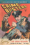 Cover for Crime-Busters (Horwitz, 1950 ? series) #11