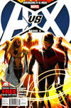 Cover Thumbnail for Avengers vs. X-Men (2012 series) #6 [Newsstand Edition]