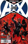 Cover Thumbnail for Avengers vs. X-Men (2012 series) #7 [Newsstand Edition]