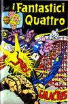 Cover for I Fantastici Quattro (Editoriale Corno, 1971 series) #120