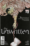 Cover for The Unwritten (DC, 2009 series) #1 [Second Printing]