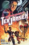 Cover Thumbnail for Stephen Colbert's Tek Jansen (2007 series) #1 [Alternate Cover by John Cassaday]