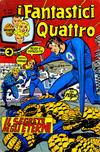 Cover for I Fantastici Quattro (Editoriale Corno, 1971 series) #113