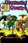 Cover for I Fantastici Quattro (Editoriale Corno, 1971 series) #114