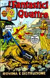 Cover for I Fantastici Quattro (Editoriale Corno, 1971 series) #116