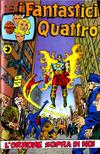 Cover for I Fantastici Quattro (Editoriale Corno, 1971 series) #118