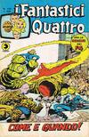 Cover for I Fantastici Quattro (Editoriale Corno, 1971 series) #124