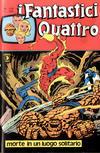 Cover for I Fantastici Quattro (Editoriale Corno, 1971 series) #126