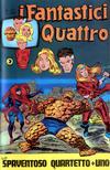 Cover for I Fantastici Quattro (Editoriale Corno, 1971 series) #127