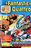 Cover for I Fantastici Quattro (Editoriale Corno, 1971 series) #128