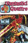 Cover for I Fantastici Quattro (Editoriale Corno, 1971 series) #129