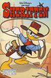 Cover for Donald Duck Tema pocket; Walt Disney's Tema pocket (Hjemmet / Egmont, 1997 series) #[64] - Sheriffen