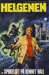 Cover for Helgenen (Nordisk Forlag, 1973 series) #10/1976