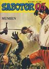 Cover for Sabotør Q5 (Serieforlaget / Se-Bladene / Stabenfeldt, 1971 series) #5/1977