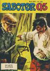 Cover for Sabotør Q5 (Serieforlaget / Se-Bladene / Stabenfeldt, 1971 series) #8/1977